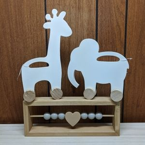Neutral Nursery Decor